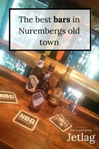Best bars in Nurembergs old town