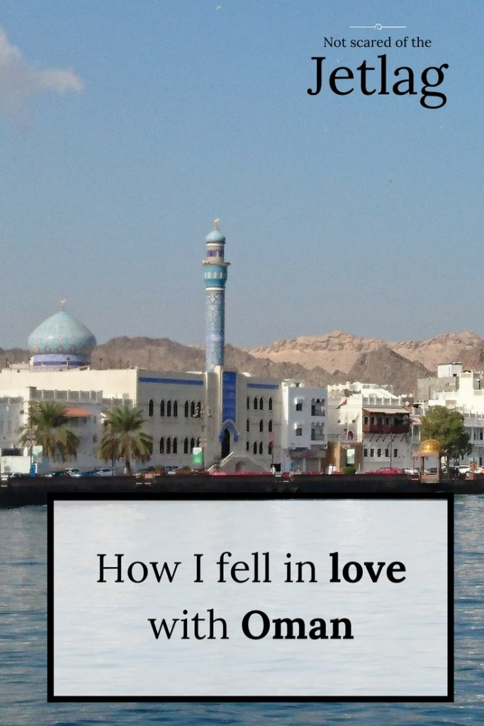 How I fell in love with Oman in Muttrah Oman