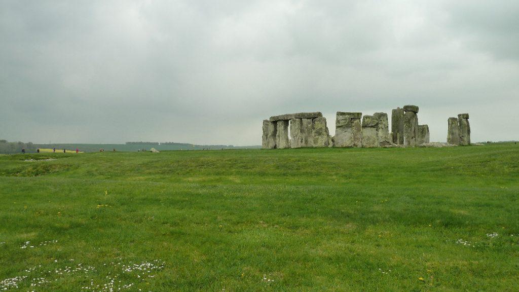 Stonehenge Great Britain United Kingdom prehistoric wonders of the world