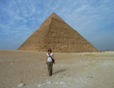 Wonder of the world, Pyramid Giza Egypt