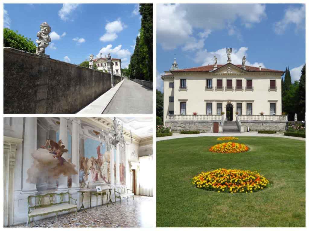 Villa Valmarana Ai Nani, Vicenza Italy