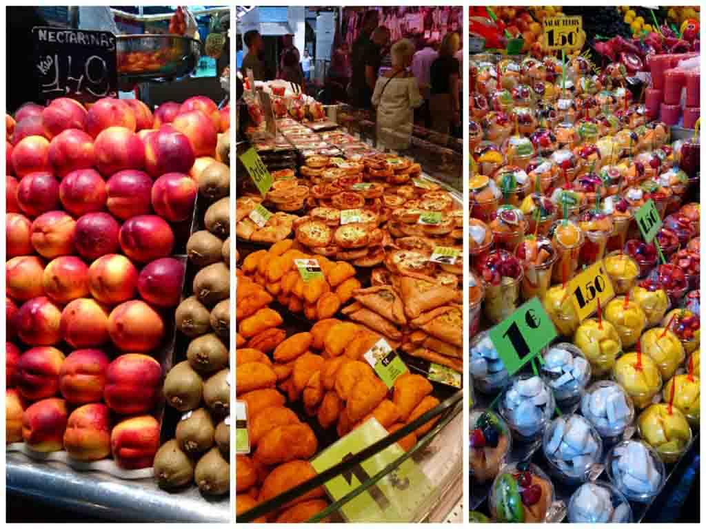 Fruit @ La Boqueria