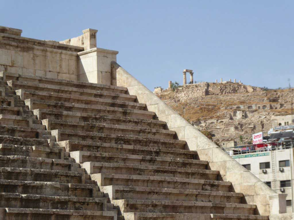 Amman, Jordan, Roman theatre, citadel, pasha rooftop bar, things to do in Amman