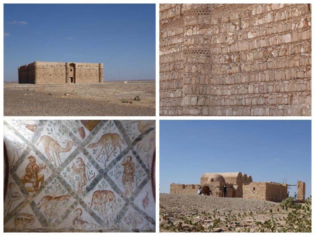 Desert castles day trip Amman, Jordan