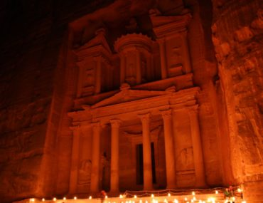 Petra by night, Treasury, Ultimate guide to Jordan, 3-week itinerary