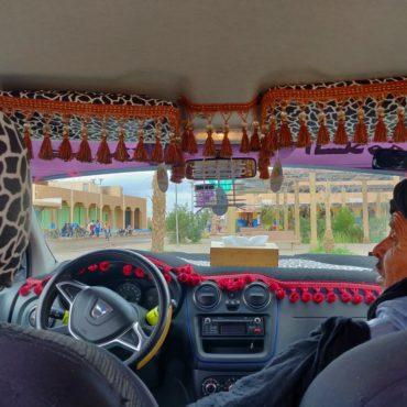 Getting around in Morocco with public transport – busses, taxis and more