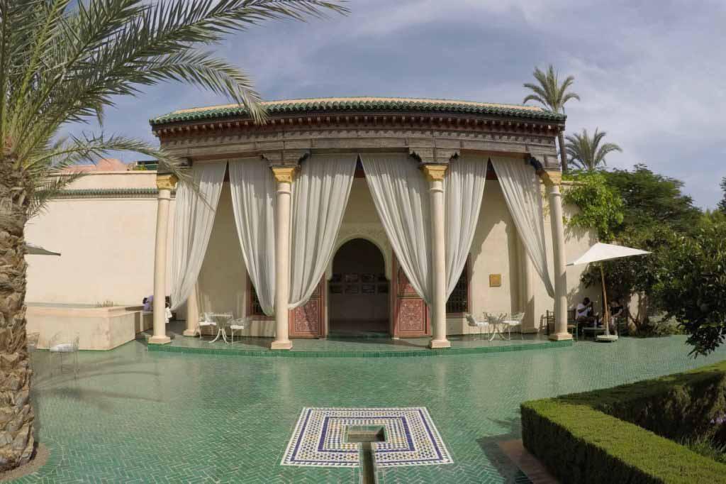 The Secret Garden - Le Jardin Secret in Marrakech